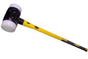 35-SPH400FG Size 9 Super Plastic Split Head Hammer
