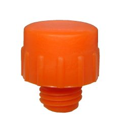 73-406PF Replacement Medium Hard Orange Plastic Face